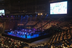 On stage Massed Choirs - 007