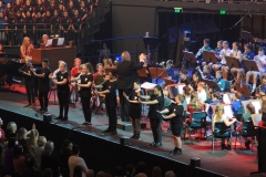 On stage Massed Choirs - 013