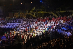 On stage Massed Choirs - 022