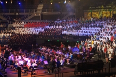 On stage Massed Choirs - 023