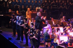 On stage Massed Choirs - 025