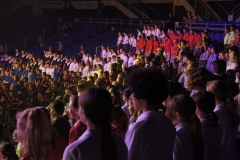 On stage Massed Choirs - 027