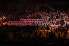 On stage Massed Choirs - 053