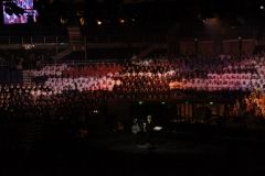 On stage Massed Choirs - 054