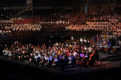 On stage Massed Choirs - 091