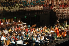 On stage Massed Choirs - 099