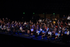 On stage Orchestra - 002