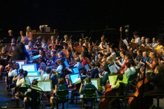 On stage Orchestra - 011