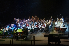 On stage Orchestra - 012